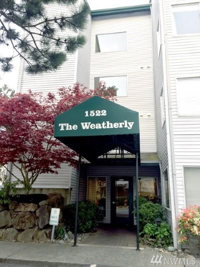 Shoreline Condo/Townhouse For Sale: 1522 NE 175th St #200
