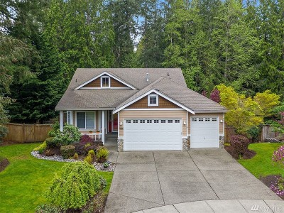 Pierce County Single Family Home Pending Inspection: 7786 52nd Place