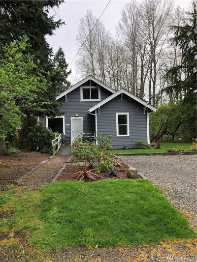 Tacoma Single Family Home For Sale: 8828 S D St