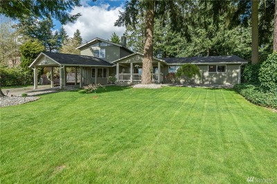 Puyallup Single Family Home For Sale: 12119 94th Ave E