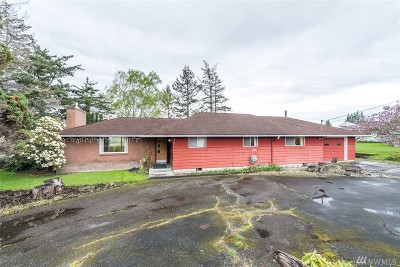 Anacortes Single Family Home For Sale: 2701 J Ave