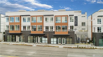 Seattle Condo/Townhouse For Sale: 7514 15th Ave NW #G