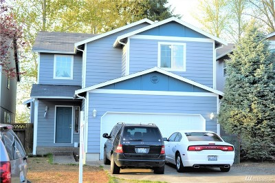 Pierce County Single Family Home Pending: 1407 196th St E.