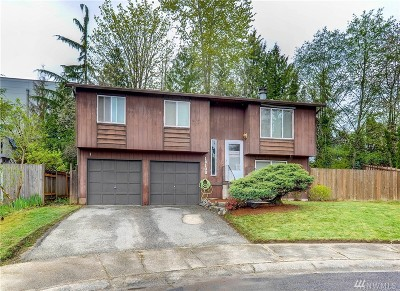 Bothell WA Single Family Home For Sale: $424,950