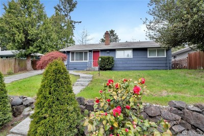 Burien Single Family Home For Sale: 1246 S 132nd St
