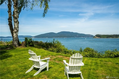Anacortes Single Family Home Sold: 2714 Oakes Ave