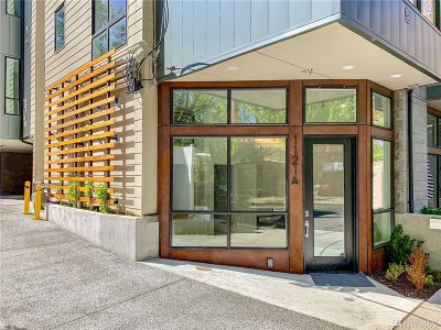 Seattle Single Family Home For Sale: 1121 34th Ave #B