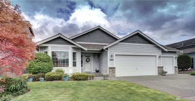 Bonney Lake Single Family Home For Sale: 21202 81st St E