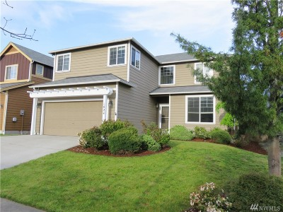Thurston County Single Family Home For Sale: 1424 Grindstone Dr SE