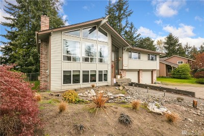 Renton Single Family Home For Sale: 14210 SE 162nd Place