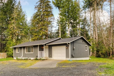 Single Family Home For Sale: 381 E Ballycastle Wy