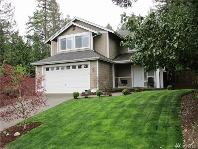 Gig Harbor Single Family Home For Sale: 11702 37th Ave Ct NW