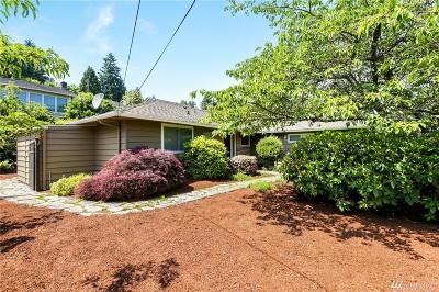 Mercer Island Single Family Home For Sale: 4029 97th Ave SE
