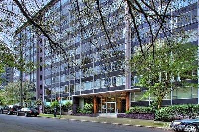 Seattle Condo/Townhouse For Sale: 1221 Minor Ave #601