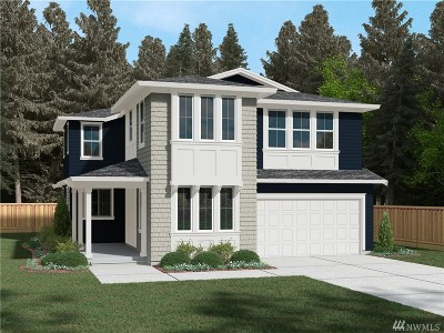Poulsbo Single Family Home For Sale: 2344 NE Winlock Wy