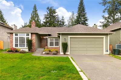 Sammamish Single Family Home For Sale: 4125 239th Place SE