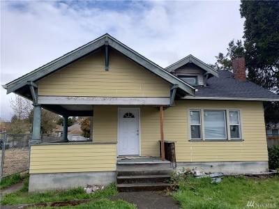 Tacoma Single Family Home For Sale: 4011 Pacific Ave