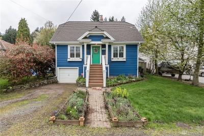 Everett Single Family Home For Sale: 4122 Grand Ave S