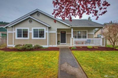 Single Family Home For Sale: 5621 159th Av Ct E