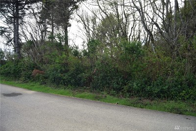 Grays Harbor County Residential Lots & Land For Sale: 829 Anchor Ave