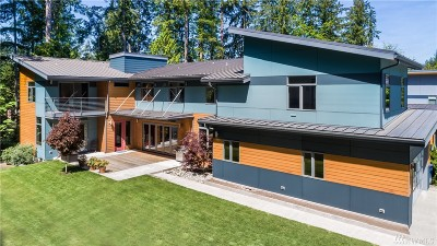 Sammamish Single Family Home For Sale: 21979 SE 31st Ct