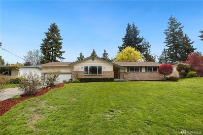 Federal Way Single Family Home For Sale: 1137 S 299th Place