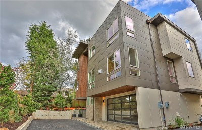 Kirkland Condo/Townhouse For Sale: 38 6th St
