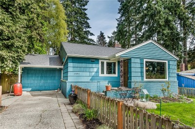 Seattle Single Family Home For Sale: 13504 1st Ave NW