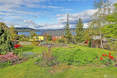 Seattle Residential Lots & Land For Sale: S Sunnycrest Rd