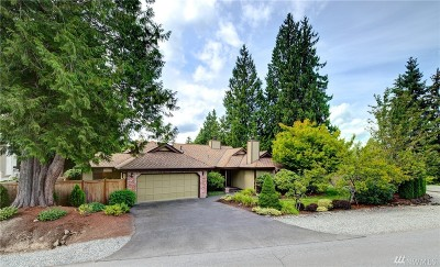 Issaquah Single Family Home For Sale: 545 Jasmine Place NW