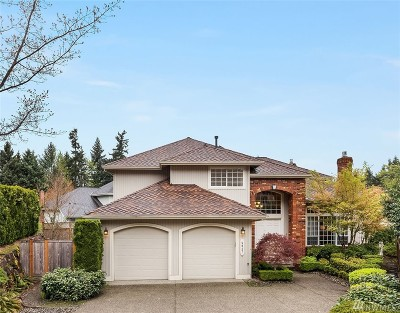 Issaquah Single Family Home For Sale: 5947 Mont Blanc Place NW