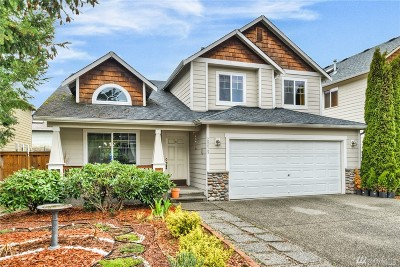 Maple Valley Single Family Home For Sale: 28629 226th Ave SE
