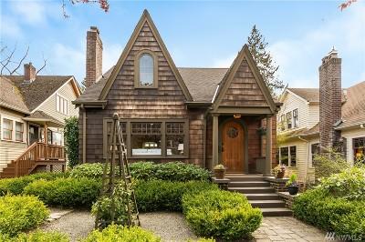 Seattle Single Family Home For Sale: 2281 NE 61st St