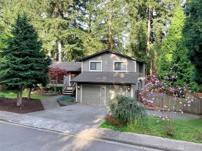 Bothell Single Family Home For Sale: 18716 129th Ct NE