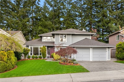 Sammamish Single Family Home For Sale: 3608 243rd Ave SE