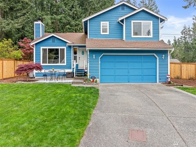 Maple Valley Single Family Home For Sale: 27440 227th Place SE