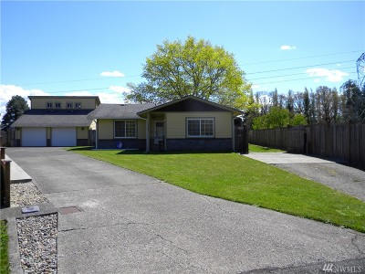 Yelm Single Family Home For Sale: 16046 86th Ave SE