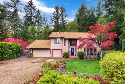Tumwater Single Family Home Pending: 5910 Lido Ct SW