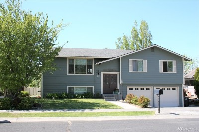 Moses Lake Single Family Home For Sale: 2138 S Crestmont Dr