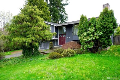 Federal Way Single Family Home For Sale: 2319 SW 306th Place
