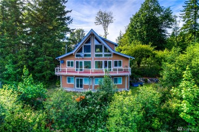 Eatonville Single Family Home For Sale: 13214 528th St E