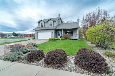 Single Family Home For Sale: 103 N Sampson St