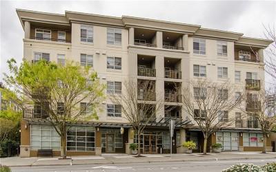Condo/Townhouse For Sale: 111 108th Ave NE #B409