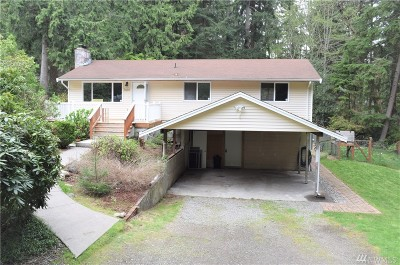 Gig Harbor Single Family Home For Sale: 7601 35th St NW