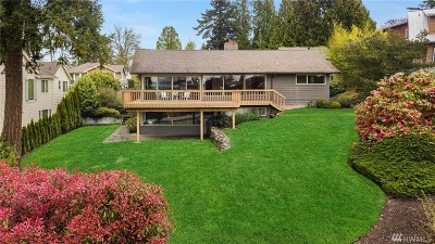 Kirkland Single Family Home For Sale: 740 14th Ave W