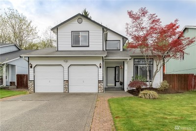 Puyallup Single Family Home For Sale: 15016 92nd Ave E