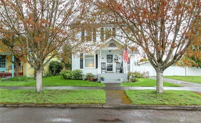 Lewis County Single Family Home Pending Inspection: 609 M St