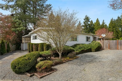 Bothell Single Family Home For Sale: 12608 NE 193rd Ct