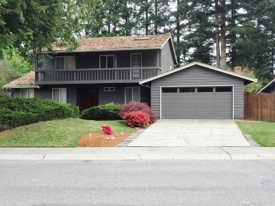 Renton Single Family Home For Sale: 15008 SE 171st St