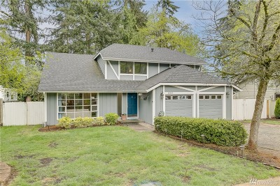 Kirkland WA Single Family Home For Sale: $949,950